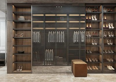 Walk in Closet Design 1