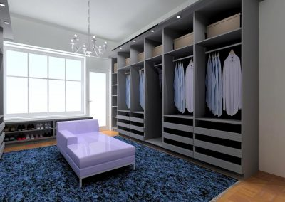 Walk in Closet Design 3