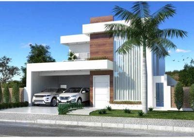 Duplex Home Design 2