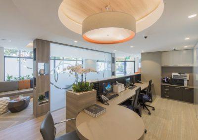 Bankstown Eye Specialist Interior Design