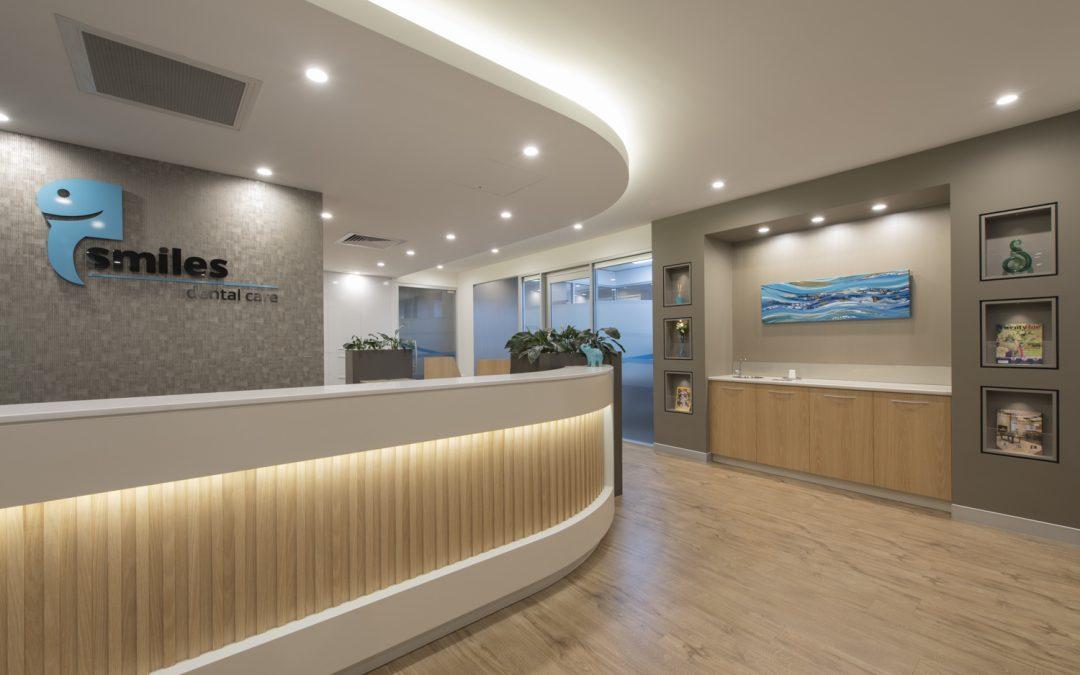 Smiles Dental Interior Design
