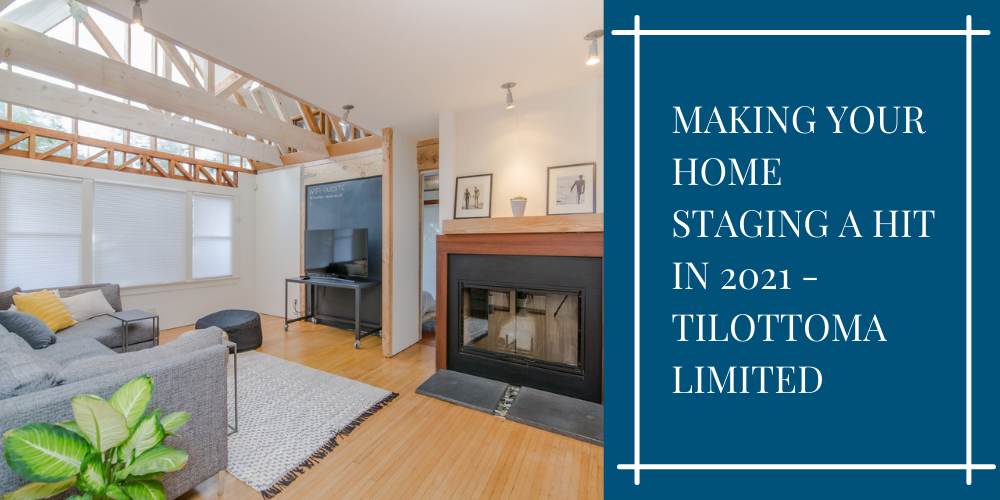 Making Your Home Staging A Hit In 2021